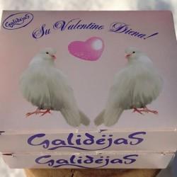 Su  Valentino diena (su užpildu)